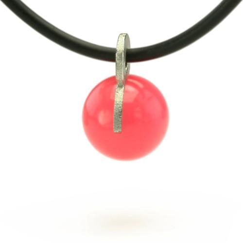 Kugelanhänger, pink