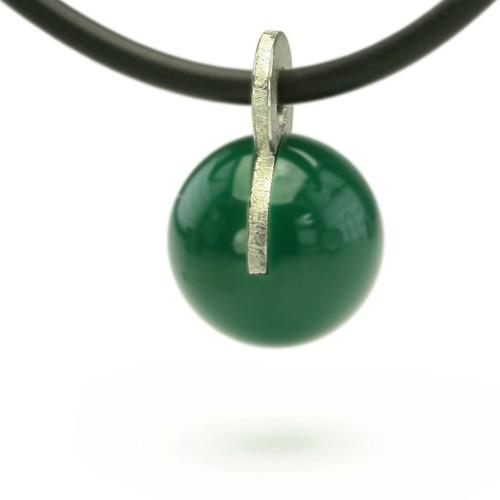 Kugelanhänger, grün